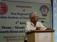 Address by Dr. P.V. Pathak